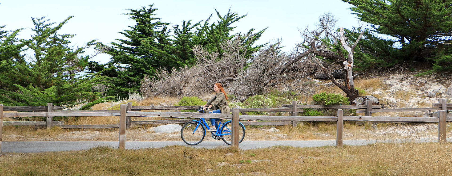Biking the Monterey Bay Coastal Recreation Trail