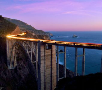 Explore Highway 1 from Carmel to Big Sur