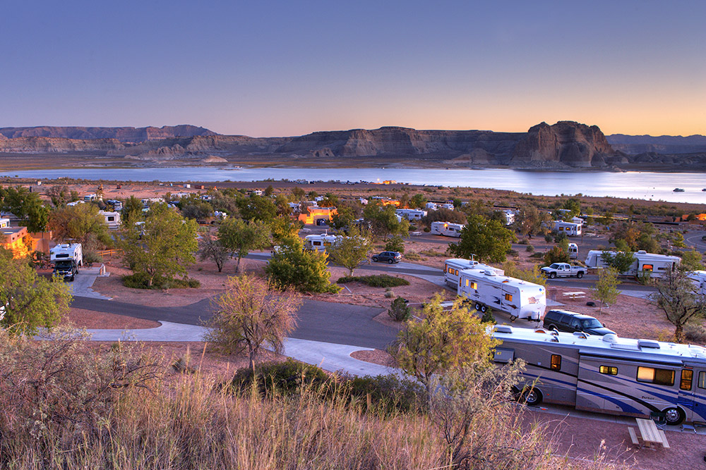 Wahweap RV Park