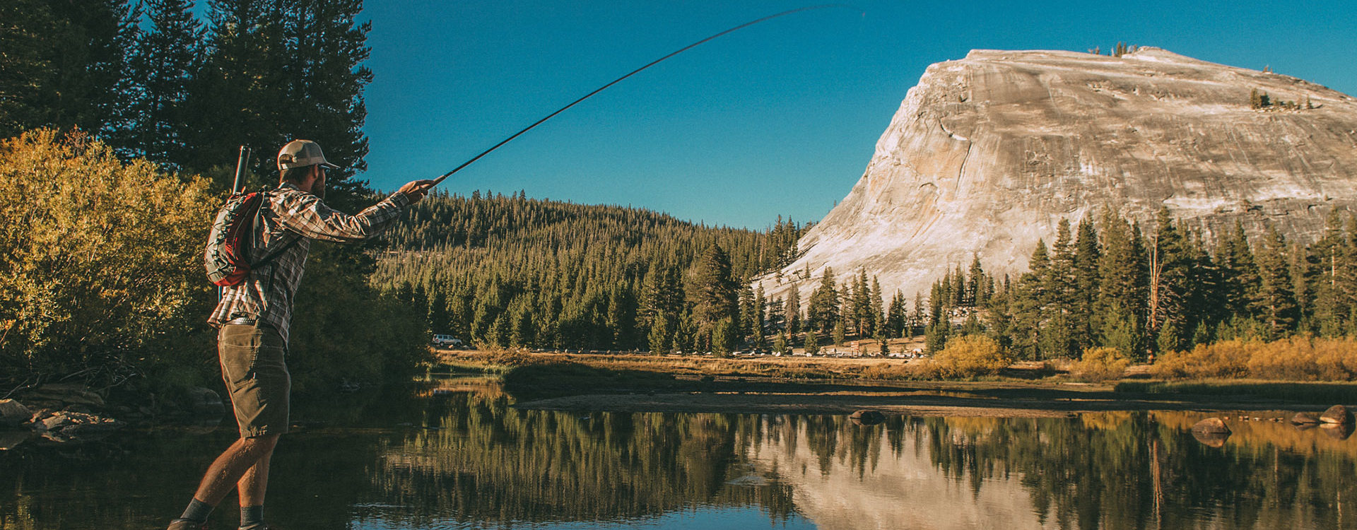 Fishing in Yosemite | Nation's Vacation